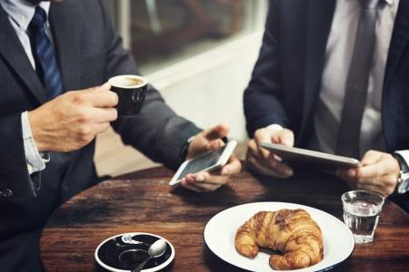 Business-Frühstück – Mehrwerte durch Dokumentenmanagement bei der INES IT in Unterneukirchen