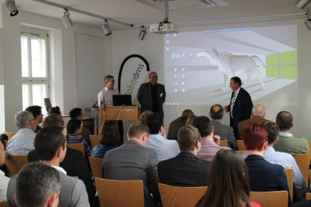 Day of Invoice Management am 28. September 2017 bei der PF IT Consult in Berlin