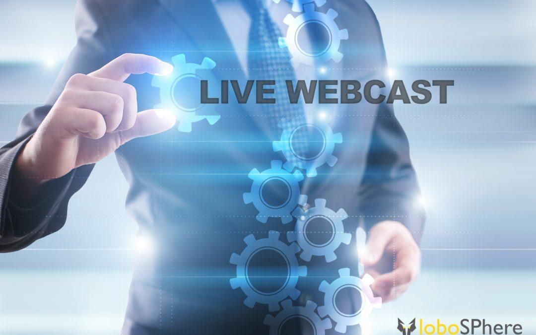 """Erfolgreicher Webcast """"loboSPhere Geschäftsanwendungen"""" aus der loboSPhere Webcast-Reihe 2017"""