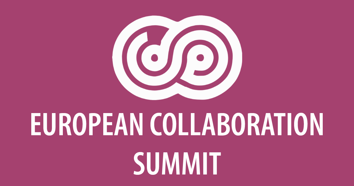 EUROPEAN COLLABORATION SUMMIT, 27. bis 29. Mai 2019, Wiesbaden